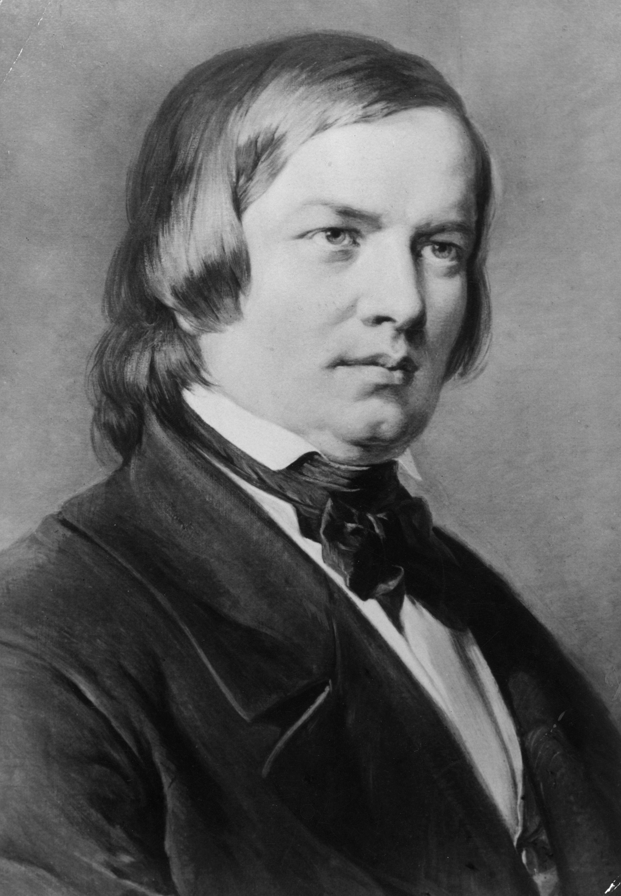 Resultado de imagen de robert schumann pianista