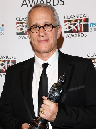 James Newton Howard at the Classical Brits 2008