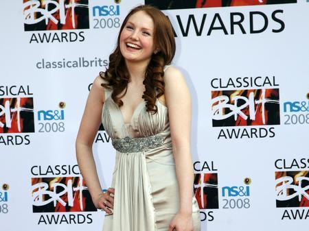 Sophie Cashell winner of the BBC Classical Star