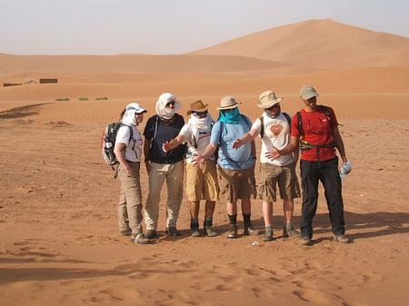Trek Sahara - KPMG Team