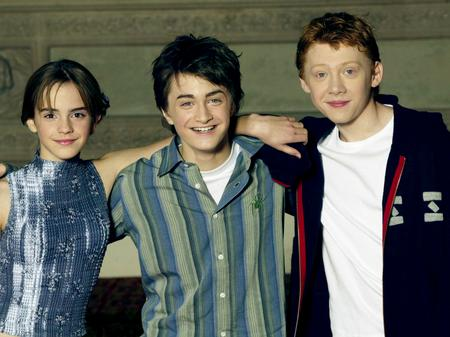 Harry Potter hits the big screen