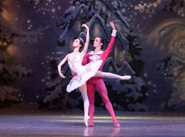 Nutcracker, Russian State Ballet of Siberia