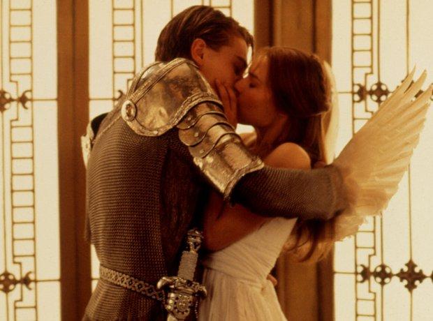 Romeo and Juliet film leonardo di caprio claire danes