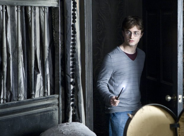 Harry Potter and the Deathly Hallows Daniel Radcliffe