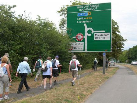 The Sixteen Pilgrimage