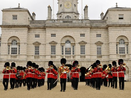 The Band of the Coldstream Guards