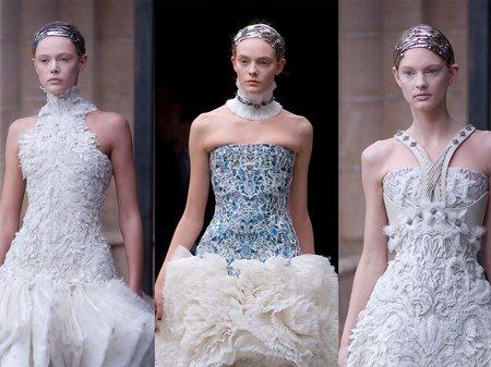 Sarah Burton for Alexander McQueen collection