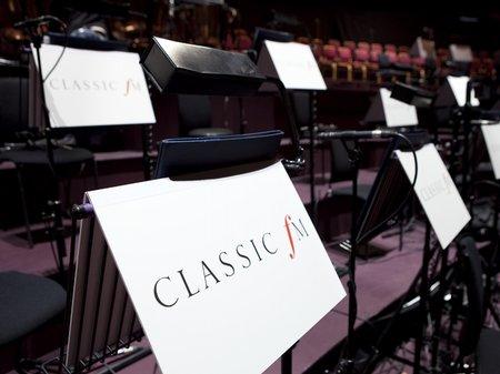 ClassicFM live March 2011