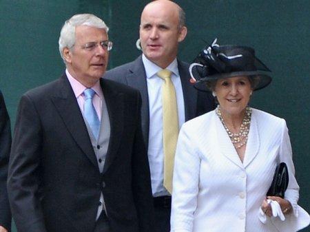 Royal Wedding Day john major