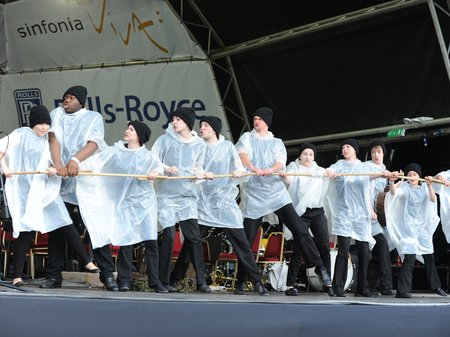 Classic FM At Darley Park- The Performance