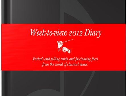 Classic FM Diary 2012