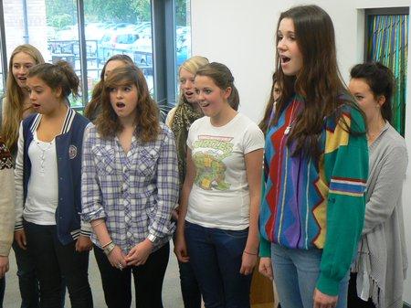 St Aidan's High School Chamber Choir
