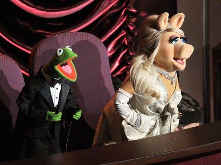 The Oscars Academy Awards 2012 Show