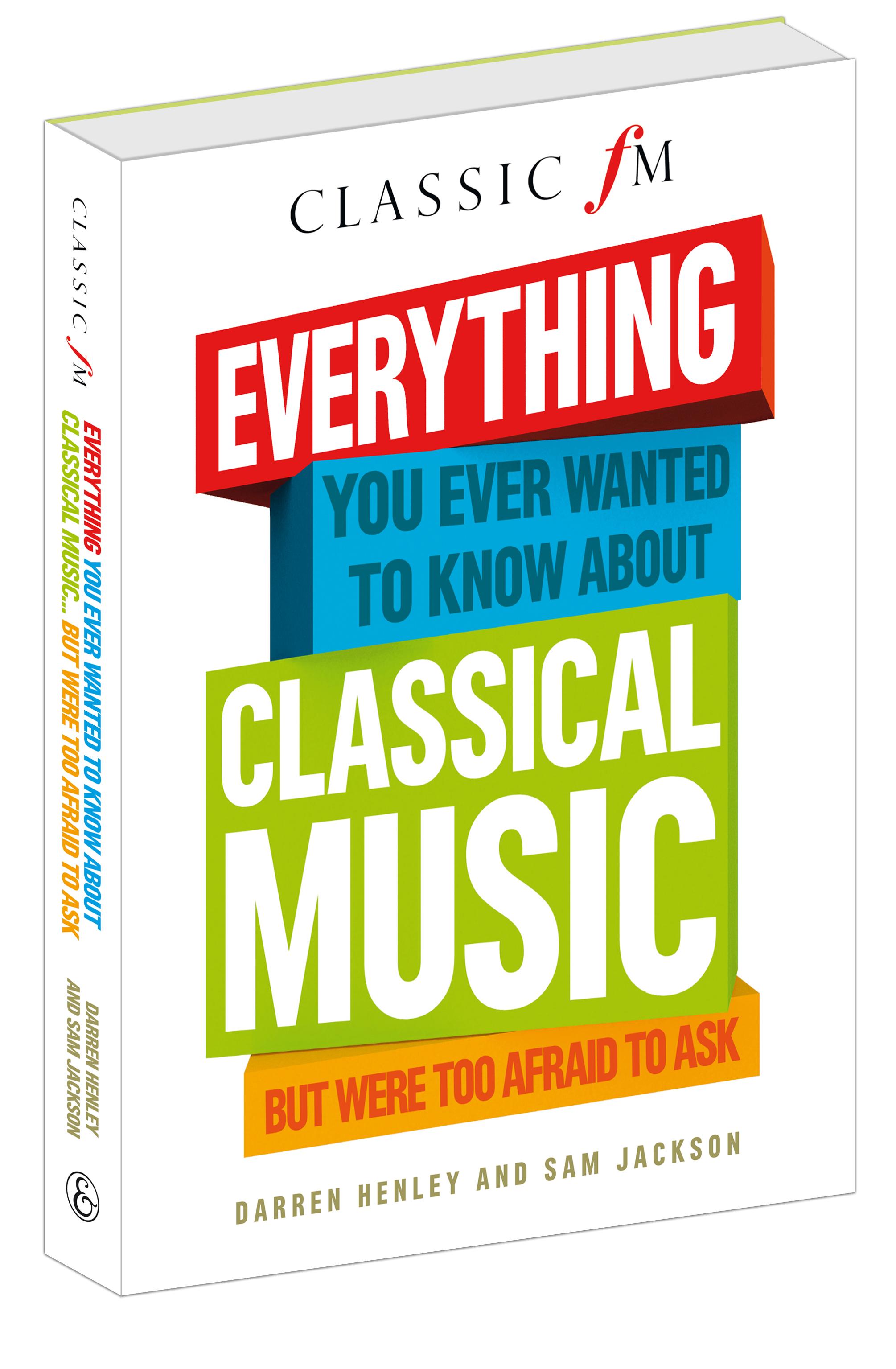 Classic FM Book