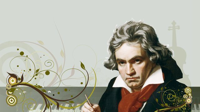 a biography of ludwig van beethoven a classical composer 'beethoven' is said like bay-toe-van 'ludwig' is said like 'lood-vig' (and 'van' is easy to say) classical composers ludwig van beethoven this is a painting by ferdinand georg waldm ller from 1823 the image is in the public domain.