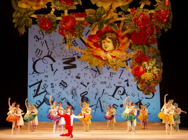 Alice in Wonderland at the Royal Opera House