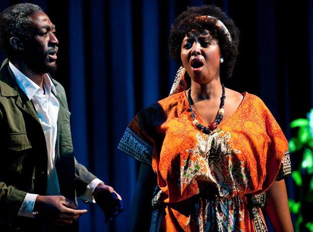 Cape Town Opera's Mandela Trilogy