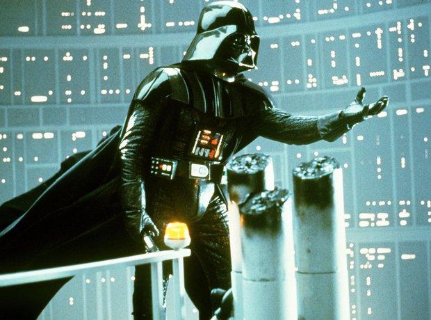 The Empire Strikes Back John Williams Darth Vader