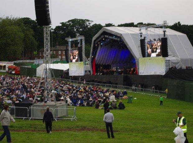 Leeds Opera in the Park