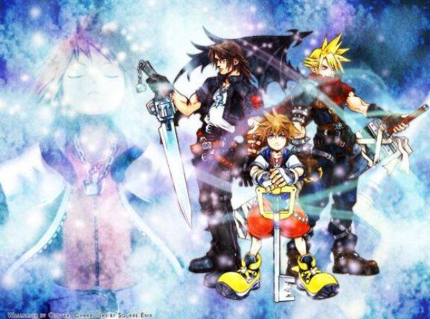 Kingdom Hearts packshot