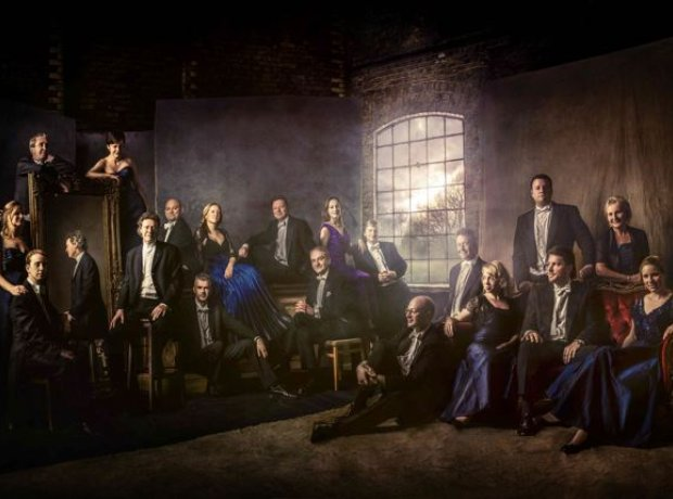 Harry Christophers and The Sixteen