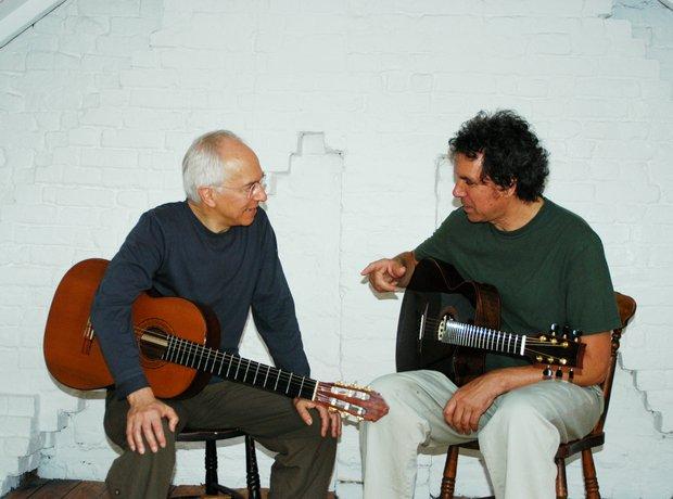 John Williams and John Etheridge