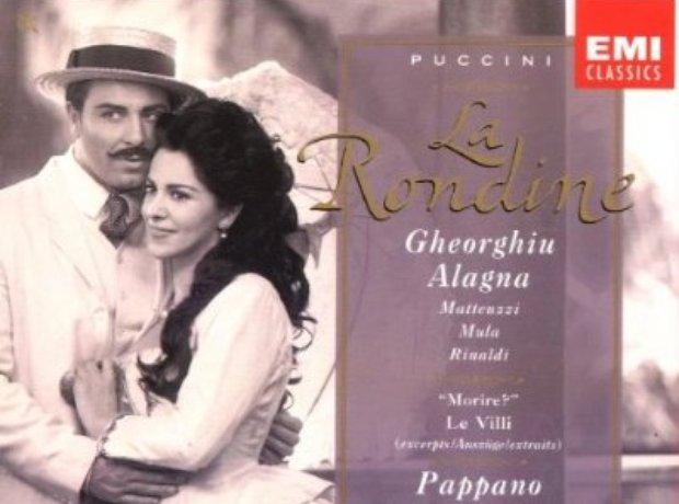 Puccini - La Rondine (Gheorghiu/Alagna/LSO/Pappano