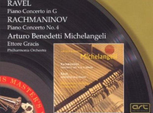 Ravel - Piano Concerto in G/Rachmaninov Piano Conc