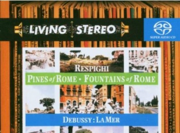 Respighi - Pines of Rome (Chicago Symphony Orchest