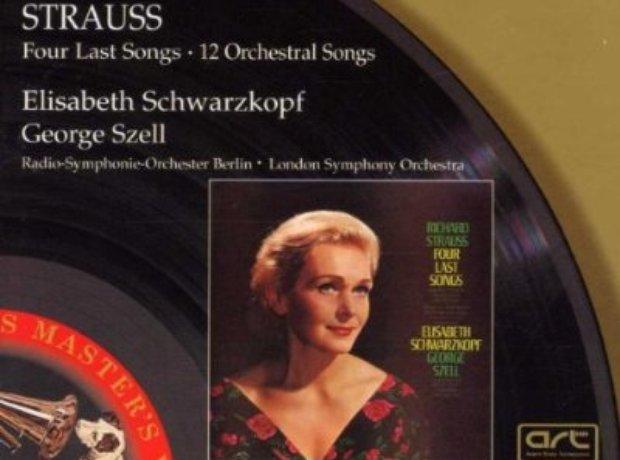 Richard Strauss - Four Last Songs