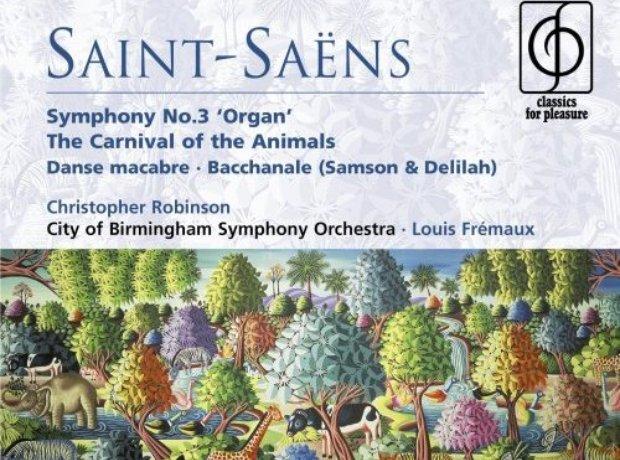 Saint-Saens - Symphony No. 3 / Carnival of the Ani