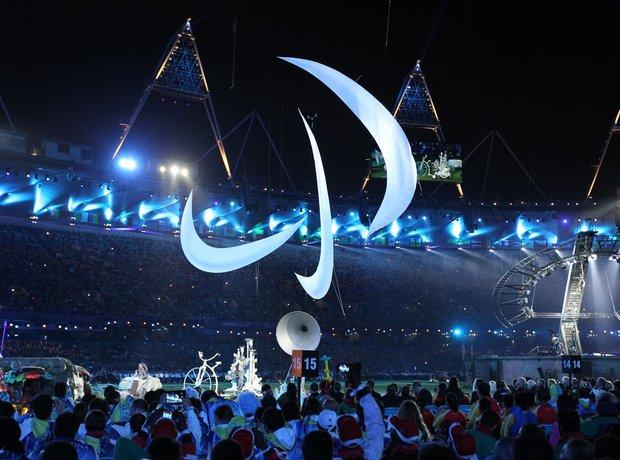Paralympics Closing Ceremony 2012