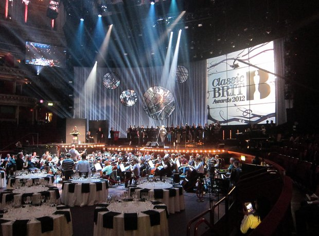Classic BRIT Awards 2012