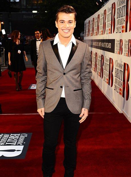 Joseph McElderry attends the Classic BRIT Awards 2