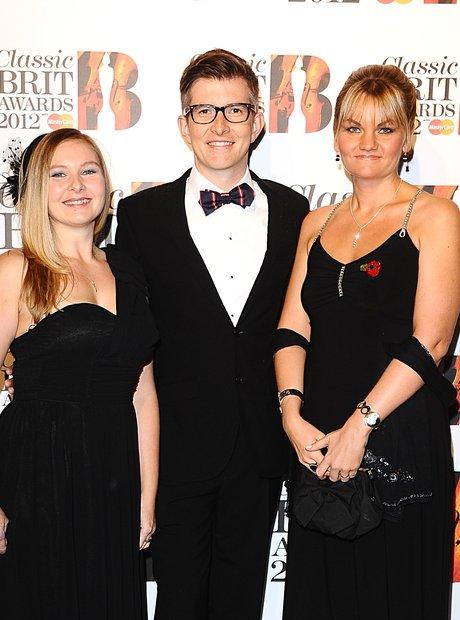Maria Dudley, Gareth Malone and Eden Bowl Classic