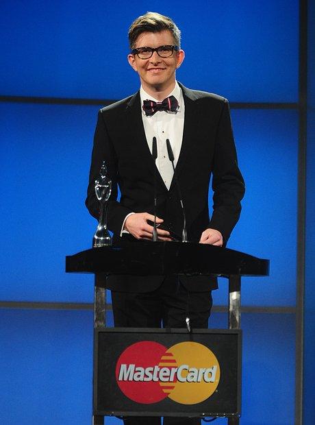 Gareth Malone at the Classic BRIT Awards 2012