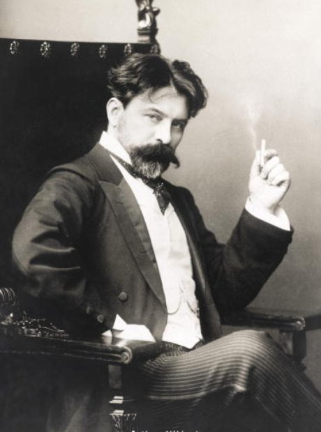 Arthur Nikisch berlin philharmonic