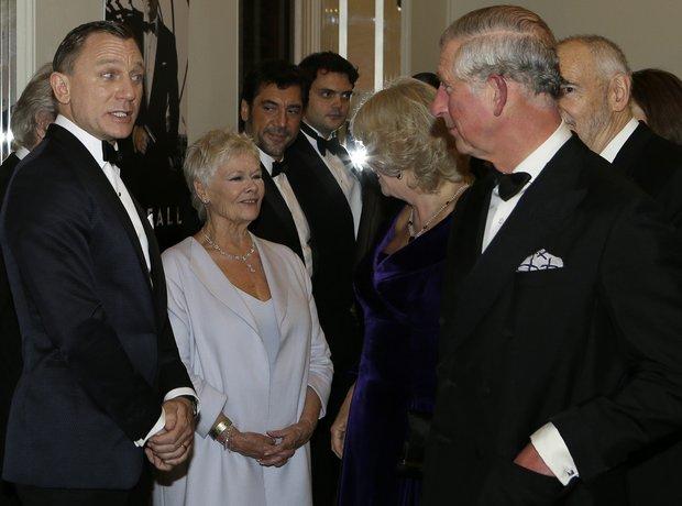 Skyfall 007: The Royal World Premiere