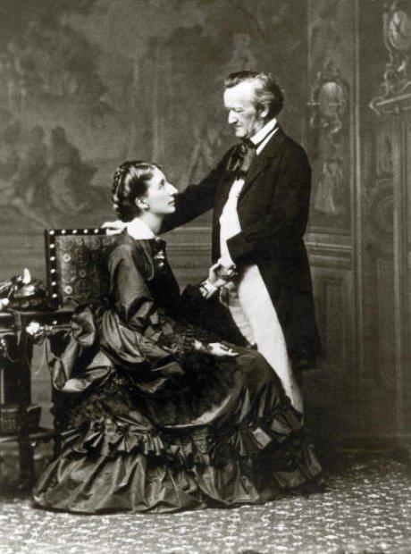 richard and cosima wagner