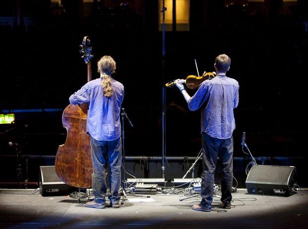 Ben & Alfie schools prom rehearsal 2