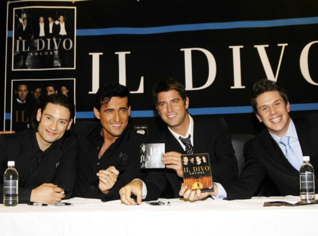 Il divo the greatest hits an album guide classic fm - Il divo italian songs ...