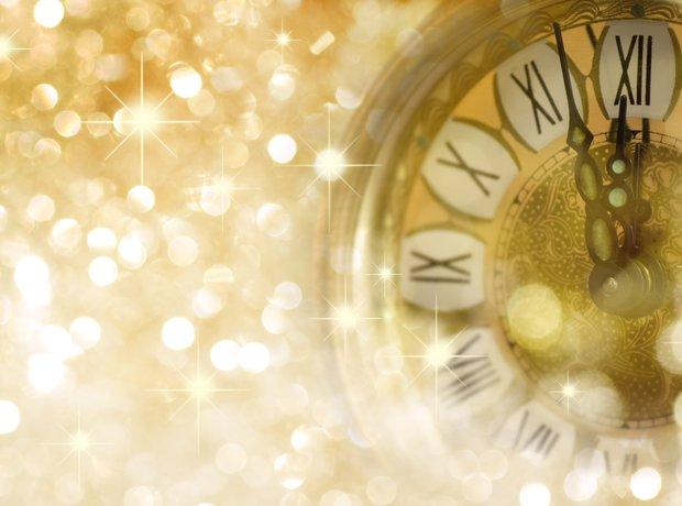 new year's eve midnight