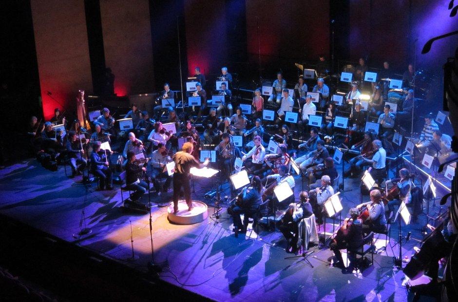 Classic FM Live 2013 Rehearsals