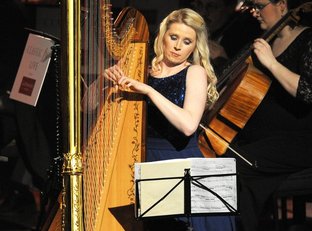 Classic FM Live in Cardiff with Claire Jones