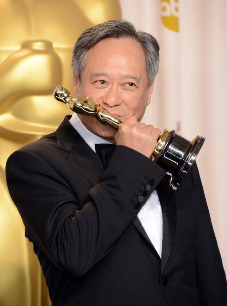 Ang Lee at the Oscars 2013