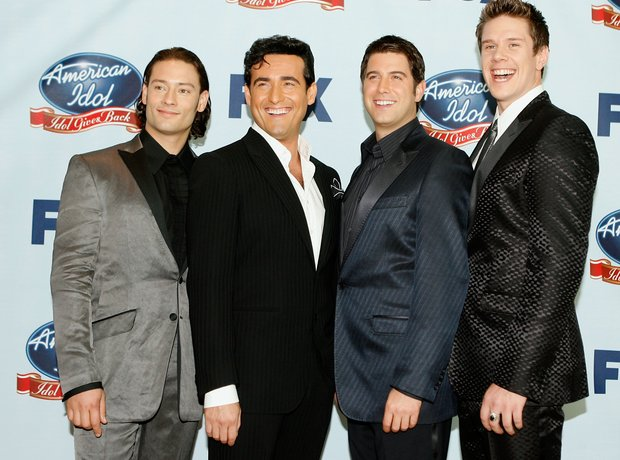 Il divo 20 facts you never knew classic fm - Il divo cast ...