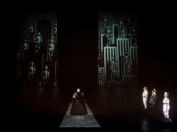 Fidelio in space Opera de Lyon
