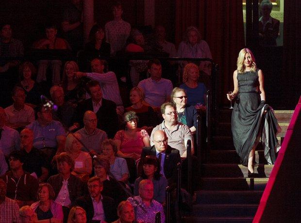 Amore / Victoria Gray Classic FM 2013 the performa