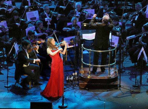 Jennifer Pike Classic FM Live 2013 the performance