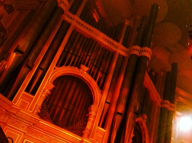 The Royal Albert Hall Organ